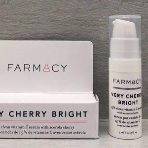 5/25✨Very cherry bright farmacy